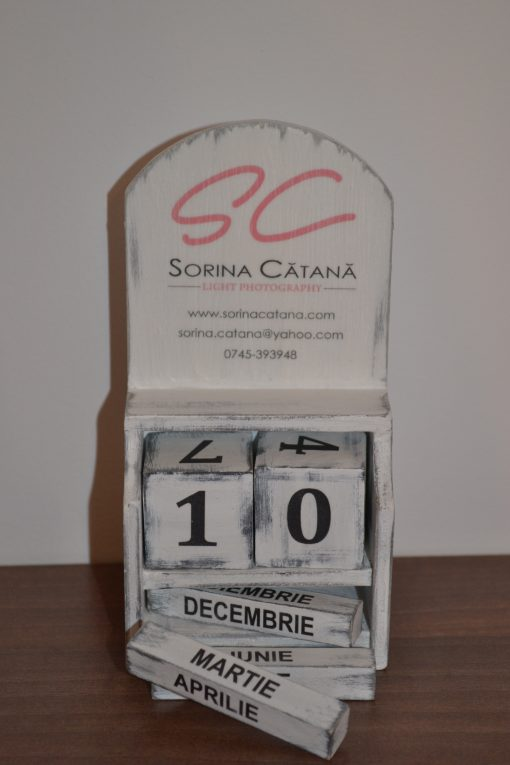 Calendar Handmade Vintage