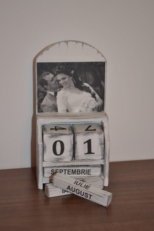 Calendar Handmade – Vintage Bride