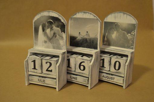 Calendar Vintage – Wedding Moments