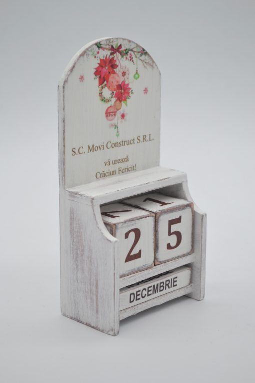 Calendar Handmade Vintage – Christmas Edition